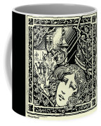 Lancelot And Guinevere Coffee Mug