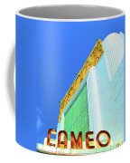 Cameo Theatre Coffee Mug