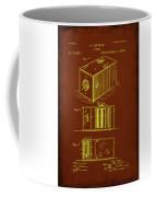 Camera Patent Drawing 1a Coffee Mug