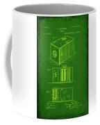 Camera Patent Drawing 1g Coffee Mug