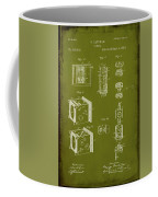 Camera Patent Drawing 2g Coffee Mug