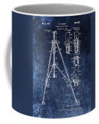 Camera Tripod Patent Coffee Mug