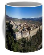 Camerino Italy - Aerial Image Coffee Mug