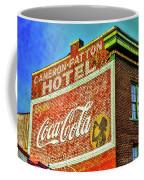 Cameron Patterson Hotel Coffee Mug