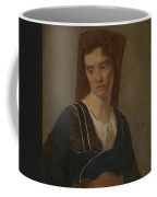 Camille Corot   A Peasant Woman Coffee Mug