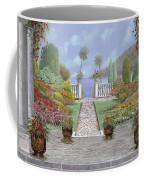 Camminando Verso Il Lago Coffee Mug
