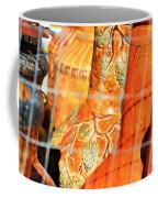 Cammo Pottery Coffee Mug