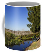 Camp Holly On The St Johns River In Florida Coffee Mug