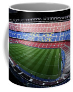 Camp Nou Coffee Mug