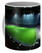 Camp Nou At Night Coffee Mug by Agusti Pardo Rossello