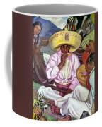 Camping Zapatistas, 1922 Coffee Mug