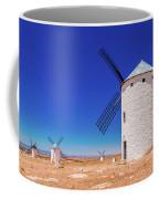 Campo De Criptana Coffee Mug