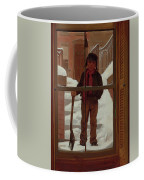 Can I Shovel Off The Snow ? Coffee Mug