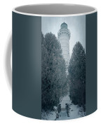 Cana Island Lighthouse Wisconsin Coffee Mug