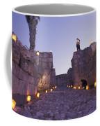 Canaanite Entrance Gate To El Megiddo Coffee Mug