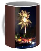 Canada Day 150 Lights 4 Coffee Mug