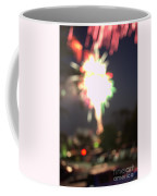 Canada Day 150 Lights 5 Coffee Mug