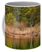 Canada Goose Couple Coffee Mug