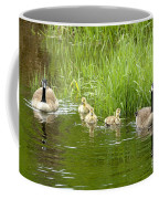 Canada Goose Family 2 Coffee Mug