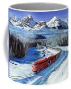 Canadian At Morant's Curve Coffee Mug