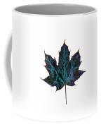Canadian Diversity Maple Leaf Coffee Mug