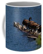 Canada Goose Family Line-up Coffee Mug