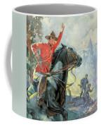 Canadian Mounties Coffee Mug