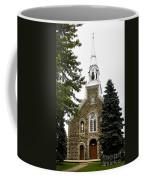 Canadian Rural Church Coffee Mug