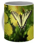 Canadian Swallowtail Butterfly Coffee Mug