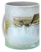 Canadian Water Fall Coffee Mug
