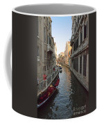 Canal And Gondola Coffee Mug