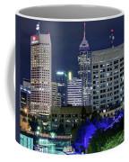 Canal At Night Coffee Mug