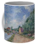 Canal Du Loing-chemin De Halage Coffee Mug