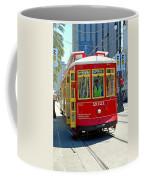 Canal Street Cable Car Coffee Mug