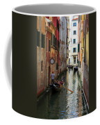 Canals Of Venice Italy Coffee Mug