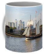 Canary Wharf 5 Coffee Mug