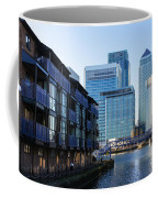 Canary Wharf 7 Coffee Mug