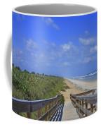 Canaveral Walkway Coffee Mug