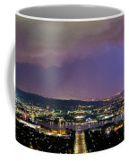 Canberra Stormy Night Coffee Mug