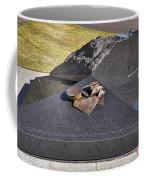 Canberra Veterans Statue Coffee Mug