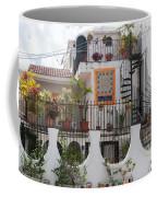 Cancun City Scenes Coffee Mug