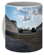Cancun Mexico - Chichen Itza - Great Ball Court - Open End Coffee Mug