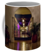 Cancun Mexico - Chichen Itza - Mayan Dining Hall Coffee Mug