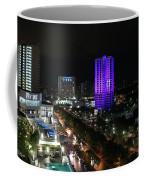 Cancun Mexico - Downtown Cancun Coffee Mug