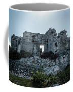 Cancun Mexico - Tulum Ruins - Palace Coffee Mug