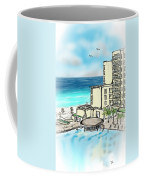 Cancun Royal Sands Coffee Mug