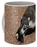 Candid Of A Coati Coffee Mug