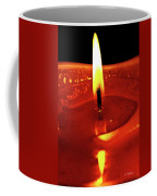 Candle Flame Coffee Mug