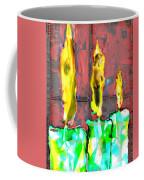 Candle In The Window Coffee Mug