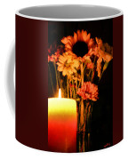 Candle Lit Coffee Mug